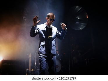 Richard Ashcroft performing at the Roundhouse London 2016Roundhouse2016_05_16