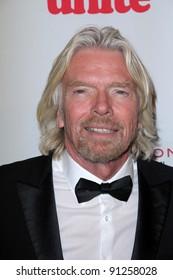 Richard Branson at the 5th Annual Rock The Kasbah Fundraising Gala, Boulevard 3, Hollywood, CA 11-16-11