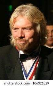 Richard Branson at the 6th Annual 'Living Legends of Aviation' Awards Ceremony. The Beverly Hilton Hotel, Beverly Hills, CA. 01-22-09
