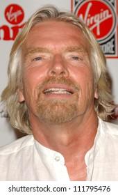 Richard Branson at Rock The Kasbah presented by Virgin Unite. Roosevelt Hotel, Hollywood, CA. 07-02-07