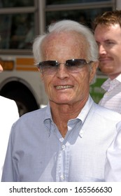 Richard D Zanuck at CHARLIE AND THE CHOCOLATE FACTORY Premiere, Grauman's Chinese Theatre, Los Angeles, CA, July 10, 2005