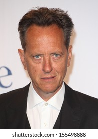 Richard E Grant arriving for the Blue Jasmine UK Premiere, at Odeon West End, London. 17/09/2013