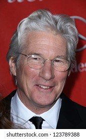 Richard Gere at the 2013 Palm Springs International Film Festival Gala, Palm Springs Convention Center, Palm Springs, CA 01-05-13