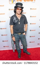 Richard Grieco attends INFOLIST PRE-EMMYS SOIREE  at Skybar at the Mondrian Hotel, West Hollywood, California on September 12th, 2018