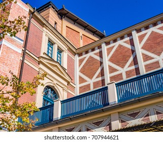 Richard Wagner Festival Hall, Bayreuth, Germany