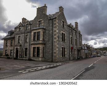 Richmond Ars Hotel, Tormintoul, Scotland, United Kingdom, May 2014