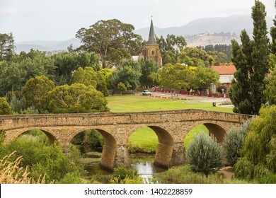 Richmond is one of Tasmania's oldest towns and home of Australia's oldest bridge (1823) that is still in use. It's a popular tourist village with many boutiques and heritage buildings.