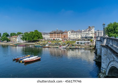 Richmond Upon Thames in south west London