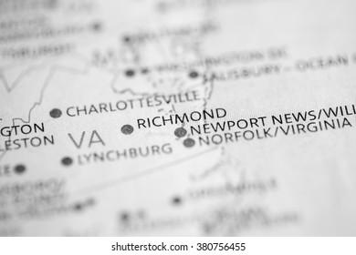 Richmond. Virginia. USA