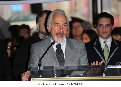 Rick Baker at the Rick Baker Star on the Hollywood Walk of Fame Ceremony, Hollywood, CA 11-30-12