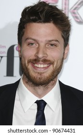 Rick Edwards  arriving for the Women in Film and TV Awards 2011 at the Park Lane Hilton Hotel, London. 02/12/2011 Picture by: Steve Vas / Featureflash
