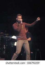 Ricky Martin  at the Emirates Gala celebrating nonstop flight from LA to Dubai. Kodak Theater, Hollywood, CA. 10-29-08