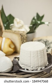 ricotta and other cheeses