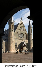 The ridderzaal, the Hague