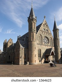 Ridderzaal, the Hague