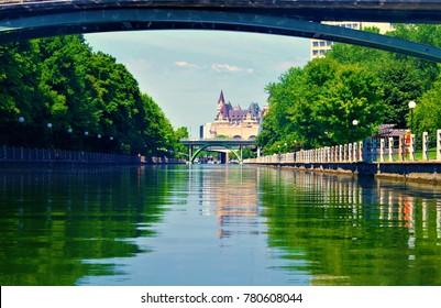 Rideau Canal Ottawa Ontario