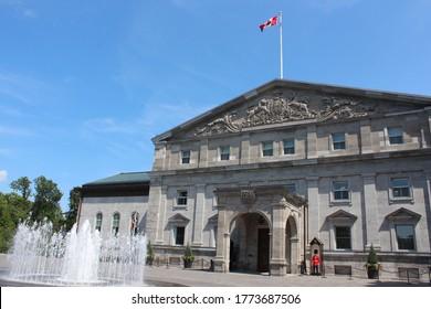 Rideau Hall in Ottawa Canada