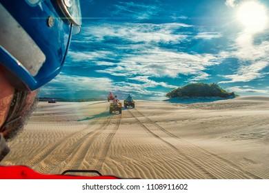 Rider View - Natal - Rio Grande do Norte . Brazil