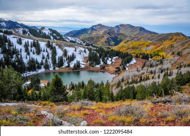Riding the Wasatch Crest Trail