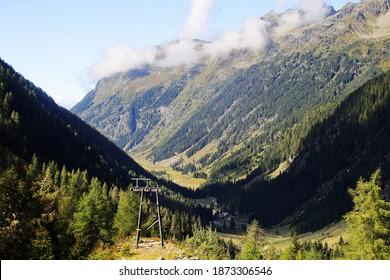 Riesach valley in Wild Wasser Natural park in Austria - Shutterstock ID 1873306546