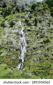 Riesach waterfall in Wild Wasser Natural park in Austria - Shutterstock ID 1891934563
