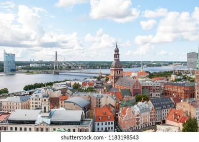 Riga is the capital and largest city of Latvia.