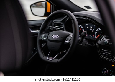Ford Focus St Images Stock Photos Vectors Shutterstock