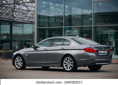 Bmw F10 Images Stock Photos Vectors Shutterstock