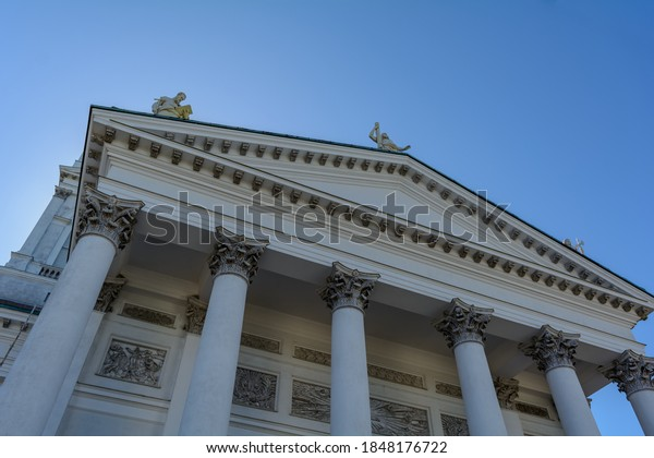 right-entrance-white-helsinki-cathedral-