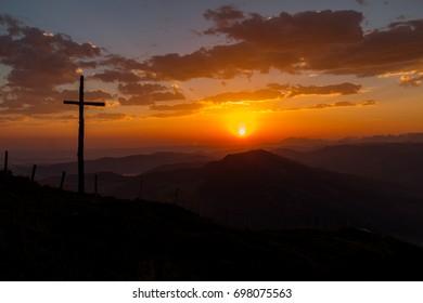 Rigi Sunrise I