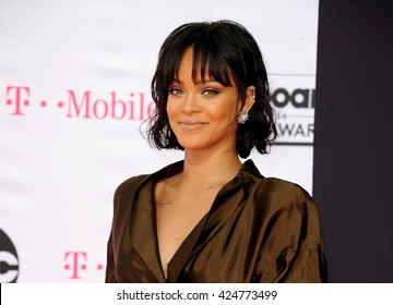 Rihanna at the 2016 Billboard Music Awards held at T-Mobile Arena in Las Vegas, USA on May 22, 2016.