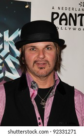 """Rikki Rockett  at the """"Rock Of Ages"""" Opening Night, Pantages Theater, Hollywood, CA. 02-15-11"""
