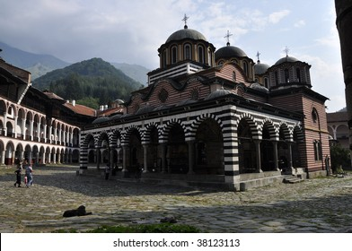 Rila Monastery Bulgaria Unesco