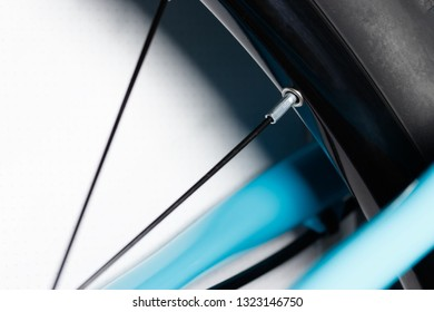 the rim Bicycle spokes on a wheel / part of a bike background pictures sports equipment