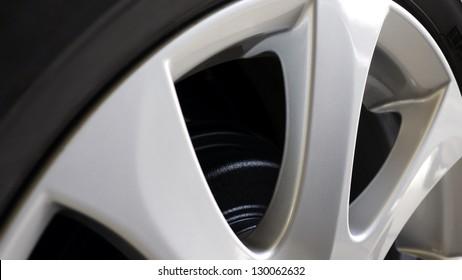 Rims or Magnesium Alloy Wheel