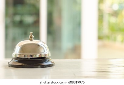 Ring bell service at hotel