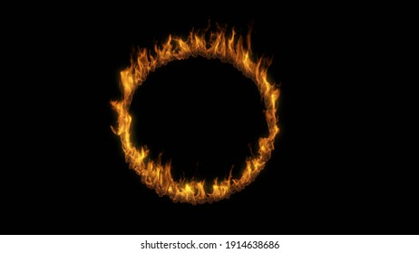 ring fire effect by fume FX