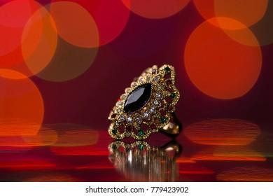 a ring shot