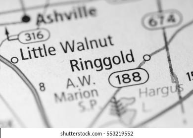 Ringgold. Ohio. USA