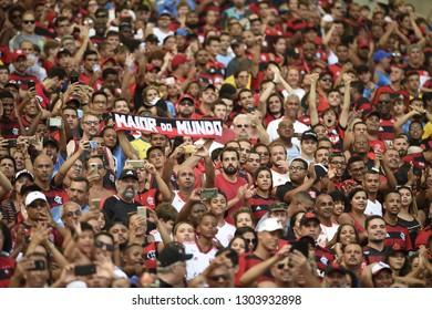 Rio de Janeiro, Brazil, January 29, 2019. Football player, Diego Ribas  of the Flamengo team, during the Flamengo vs. Cabofriense match for the Carioca championship at the Maracanã stadium