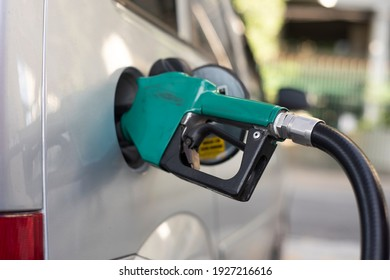 Rio de Janeiro, Rio de Janeiro, Brazil March 01, 2021: Prices of gasoline and diesel will rise once again. Liter of gasoline at refineries has accumulated a 41% increase.