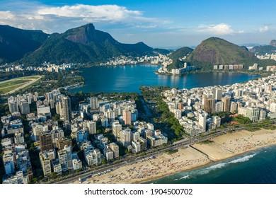 Rio de Janeiro city. Brazil, South America.