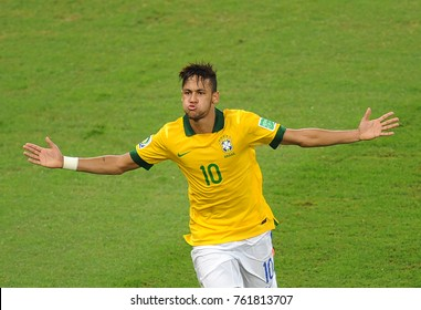 online store 5b517 23aaf Neymar Jr Images, Stock Photos & Vectors | Shutterstock