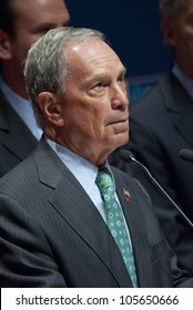 RIO DE JANEIRO - JUNE19: Mayor Michael Bloomberg of New York at the Event Humanidade 2012 June19,2012 Rio de Janeiro Brazil