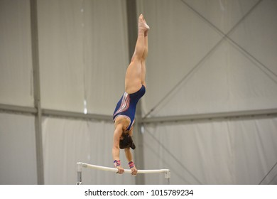 Rio de Janeiro-Brazil July 31, 2016 Team USA Olympic Gymnastic  in Olympic Games 2016