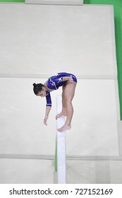 Rio de Janeiro-Brazil July 31, 2016 Olympic Gymnastic in Olympic Games 2016