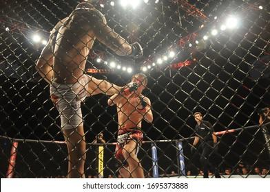 Rio de Janeiro-Brazil, May 10, 2019. UFC 237 in Rio de Janeiro,