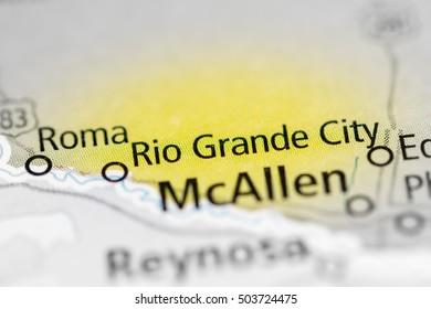 Rio Grande City. Texas. USA