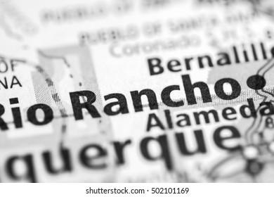 Rio Rancho. New Mexico. USA.