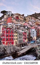 Riomaggiore City View
